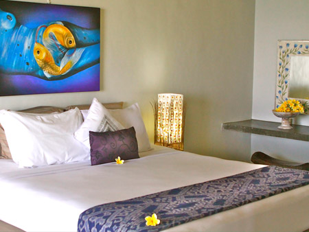 Boutique hotel and eco resort, Candi Dasa, Bali