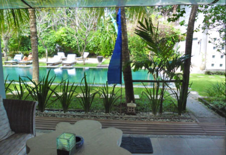 A calm oasis in Candi Dasa, East Bali - Aquaria eco resort